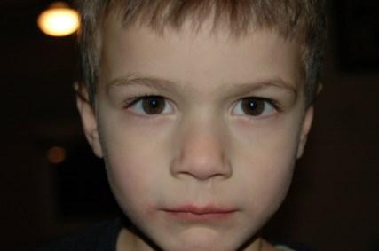 Serious Liam