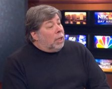 Steve Wozniak in his turtleneck