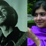 Partners Across Time: Woody Guthrie and Malala Yousufzai