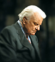 Billy Graham: 'I Am Grateful for Your Concern'