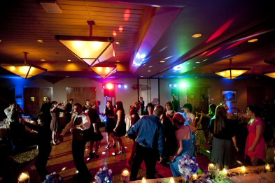 Phoenix Wedding DJ Billy James Phoenix Wedding Reception