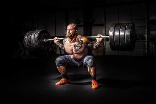 Is your load of weight and glory too heavy for you? (Image courtesy of pixabay.com)