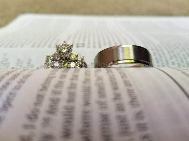Would you accept such a proposal as Judson's? (image courtesy of pixabay.com)