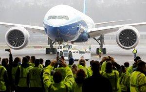 737 Max skandalını atlatmaya çalışan Boeing, 777X geniş gövdeli yeni uçaklarını 2021'de piyasaya sürecek