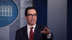 ABD Hazine Bakanı Mnuchin'den 916 milyar dolarlık yeni destek paketi teklifi