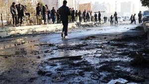ABD'nin Afganistan'daki hava üssüne roketli atak