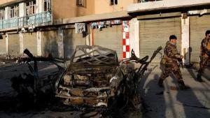 Afganistan Özgür ve Adil Seçim Vakfı Lideri Reşit silahlı atakta öldü