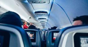 Ağustos ayında hava yolunu 9 milyon 600 bin yolcu kullandı