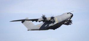 Airbus, Belçika Hava Kuvvetleri'nin ilk A400M uçağını teslim etti