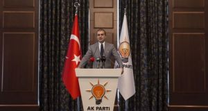AK Parti Sözcüsü Çelik: Biden'ın 'seçim' diye kullandığı kelime 'darbe' anlamına geliyor