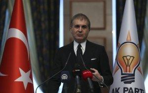 AK Parti Sözcüsü Çelik: Bu gündemi bir açmadık, siz darbeci sözler sarf ettiniz biz de size cevap verdik