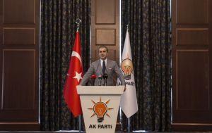 AK Parti Sözcüsü Çelik: Libya'da suç işleyen Fransa'dır