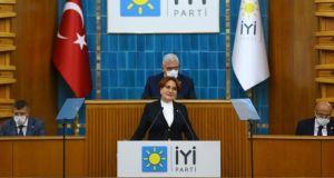Akşener: Tarım bakanı da TikTok'tan istifa etsin