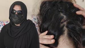 Alacağını istediği arkadaşının eşi tahrayla saldırdı!
