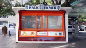 Ankara Halk Ekmek 1 Lira Olan Ekmeğin Satış Fiyatını 1 Lira 25 Kuruşa Çıkarıyor