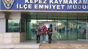 Antalya'da 63 yıl 6 ay kesinleşmiş hapis cezası bulunan firari hükümlü yakalandı