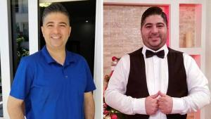 Antalya'da 7 ayda, 45 kilo zayıfladı