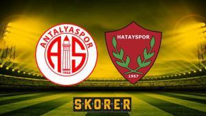 Antalyaspor – Hatayspor maçı ne zaman hangi kanalda saat kaçta?