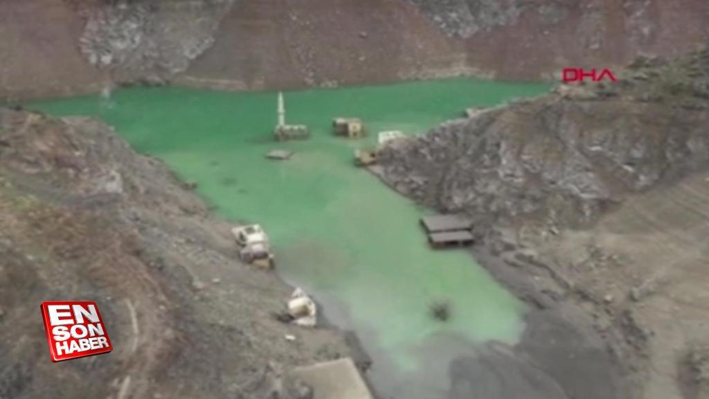 Artvin'deki barajlarda su seviyesi azaldı