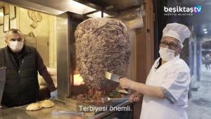 Asım Usta, Beşiktaş'ın Sembol Mekanlarından Olan 'Karadeniz Döner'in Hikayesini Anlatıyor
