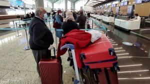 Aylar sonra ilk kez: Kabin bagajı uygulaması yeniden başladı, yolcular memnun