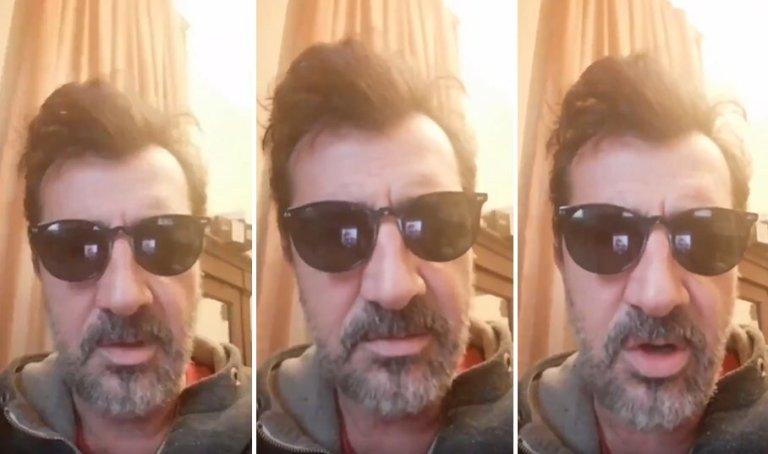 Ayna Grubu Solisti Erhan Güleryüz Bakanlığın 1000 TL Desteğini Eleştirdi: 'Canım Bakanım Sen Bana Video Gönder Ben Sana 1000 Lira Vereyim'