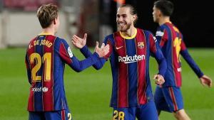 Barcelona 2-1 Real Sociedad