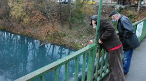 Bartın Irmağı'nda endişe verici görüntü: Önce köpürdü, sonra maviye döndü