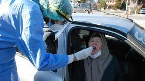 Bartın'a gelenlere PCR testi yapılmaya başlandı