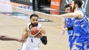 Beşiktaş: 84 – Büyükçekmece Basketbol: 77
