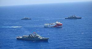 Bloomberg: Türkiye, Doğu Akdeniz'de gazın yanısıra en büyük bölgesel güç olmanın peşinde