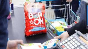 Boron'un bulaşık paklık eserinde amaç tüm tüketiciye ulaşmak