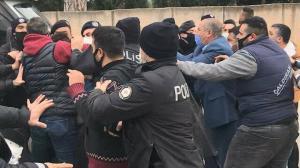 Bursa meydan muharebesi: Kaçak yapıyı yıktırmadılar, üstüne polis ve zabıtalara saldırdılar