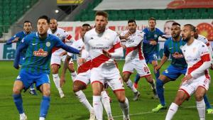 Çaykur Rizespor – Antalyaspor: 2-1