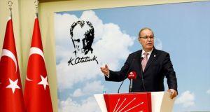 CHP Sözcüsü Öztrak: Kendinin dinlendiğinden haberi olmayan bir İçişleri Bakanı ne demek istiyor anlamak mümkün değil