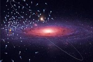 Çin Astronomik Gözlemevi, 591 yüksek hızlı yıldız keşfetti