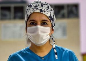 Covid-19 Hemşiresi Semiha Kurt: 'Hastalarla Birlikte Ağladım'