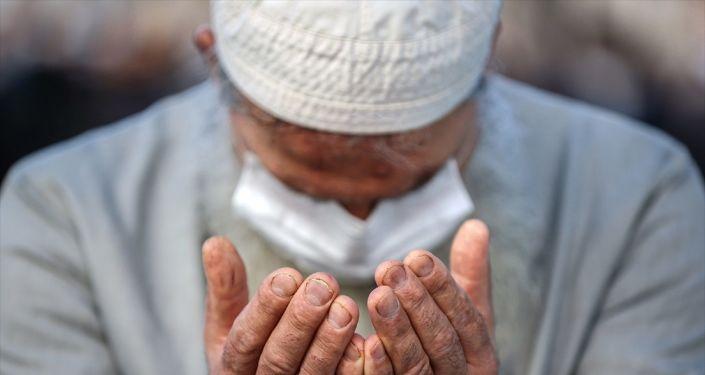 Cuma namazı sonrası 81 ilde yağmur duası
