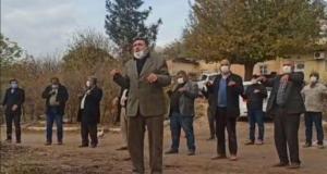 DEDAŞ, Şanlıurfa'da elektrik duasına çıkan vatandaşlar hakkında suç duyurusunda bulundu
