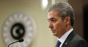 Dışişleri Sözcüsü Aksoy: Akdeniz'de gerginliği artıran taraf Türkiye değil Yunanistan'dır