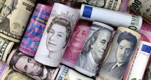 Dolar ve euro, haftaya yükselişle başladı