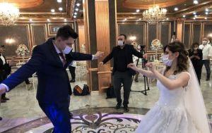 Düğün salonlarında maskesiz davetli olmayacak, halay çekilmeyecek