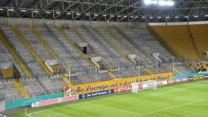 Dynamo Dresden seyircisiz maça 72 bin bilet sattı