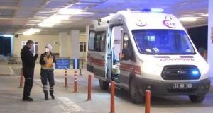 Edirne'de sadece iki hastanede 350 sağlık çalışanı koronavirüse yakalandı