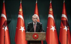 Erdoğan'dan Ayasofya mesajı: Müzeye nasıl dönüştürüldüğünü tartışmanın bir anlamı yok