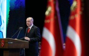 Erdoğan'dan Ayasofya yorumu: Sıradan bir müze yerine ibadethane olarak kullanılması her inançtan insanı mutlu etmiştir