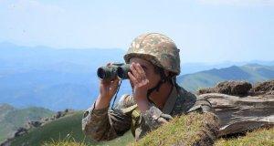 Ermenistan'da ordu ani denetim için teyakkuza geçirildi