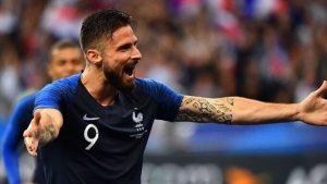 Evra: Giroud'un adı Girudinho olsaydı yere göğe sığdırılamazdı