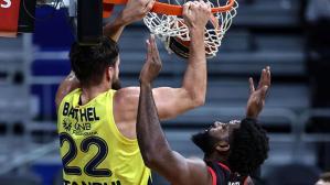 Fenerbahçe Beko, Olympiakos'u 84-77 mağlup etti
