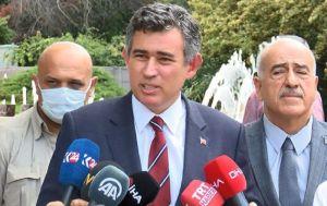 Feyzioğlu: Benim ve Türkiye Barolar Birliği'nin seçtiği yöntem yürümek değil